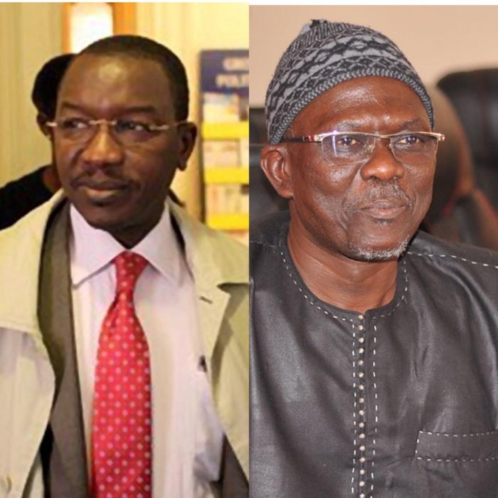 ASSEMBLEE NATIONALE : Quand les députés Moustapha Diakhaté et Amadou Lamine Thiam se donnent en spectacle