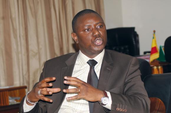 ASSEMBLEE NATIONALE : Mamadou Lamine Keïta installé comme député