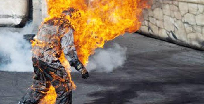URGENT- Un maître coranique s'immole par le feu à Touba