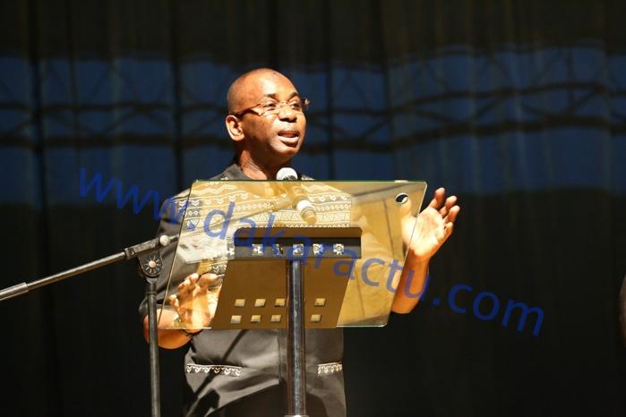 Moustapha Guirassy lors de la cérémonie de Graduation IAM : « Sans empathie pas de créativité, ni d'innovations… »