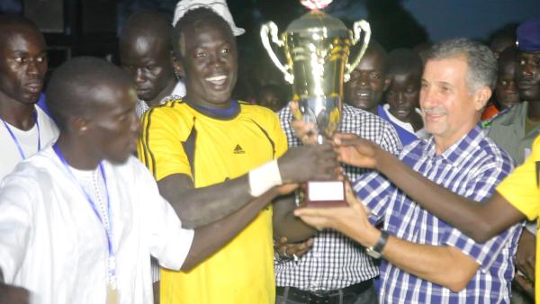 Finale 3ème édition de la coupe du Maire de Ngoundiane : un stade moderne réclamé