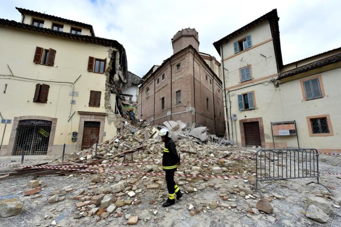 Italie : nouvelle forte secousse sismique dans le centre du pays