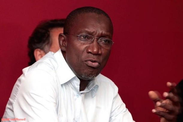 """Me AMADOU SALL À PARIS : """"Macky Sall est incompétent et impuissant!"""""""