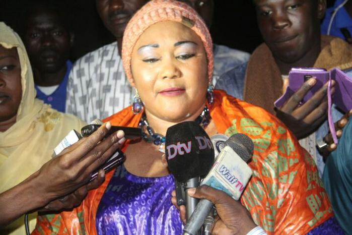 SOKHNA ASTOU BOURY MBACKÉ : « Il revient à l'Etat de régler la question de l'eau à Touba »