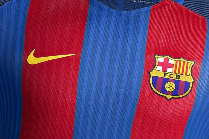 Nike et le Barça signent un contrat record !