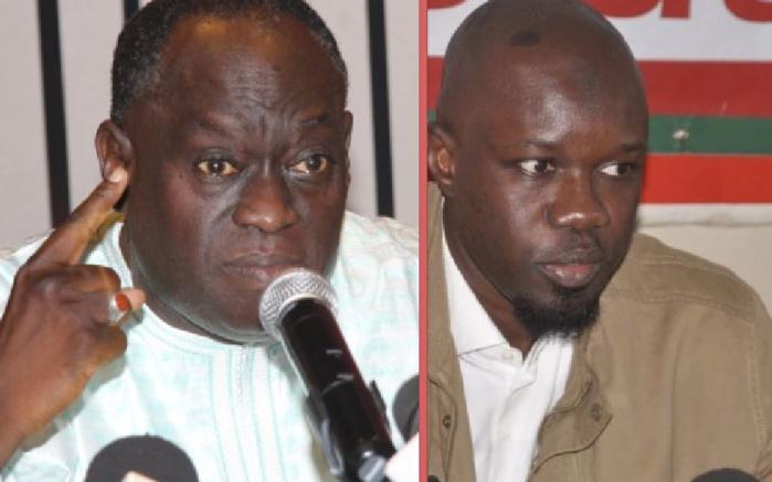 Assemblée nationale : El hadj Diouf traite Sonko de Djihadiste