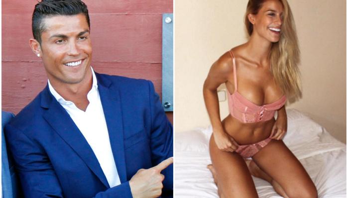 Cristiano Ronaldo accuse Miss Espagne de l'utiliser pour faire le buzz.