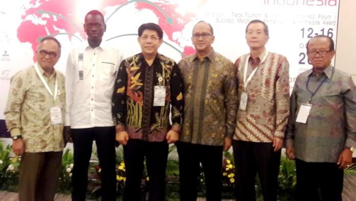 Foire de Kaolack : Serigne Mboup incite les asiatiques à contribuer activement au rayonnement de cet événement