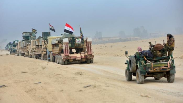 Irak: à Mossoul, les jihadistes sont appelés à «se rendre ou mourir»