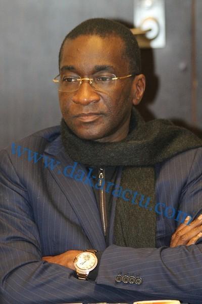 Mamadou Racine Sy finance les activités des femmes de Podor
