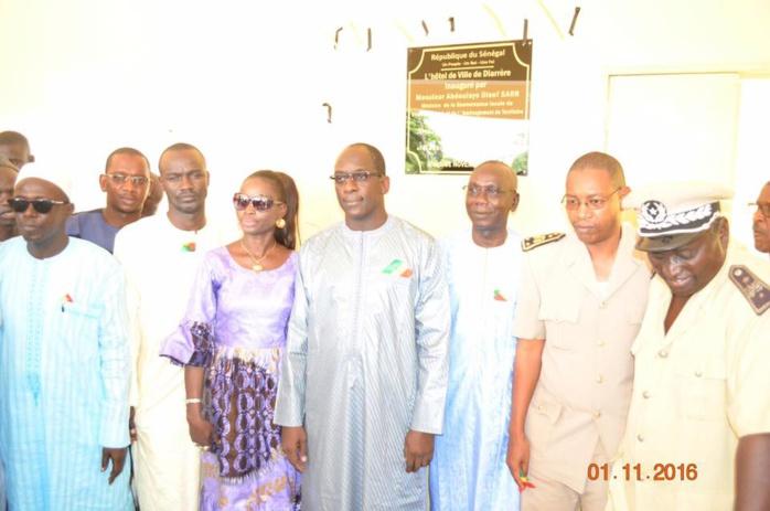 ABDOULAYE DIOUF SARR A DIARERRE : « Nous voulons développer le Sénégal à partir des territoires »