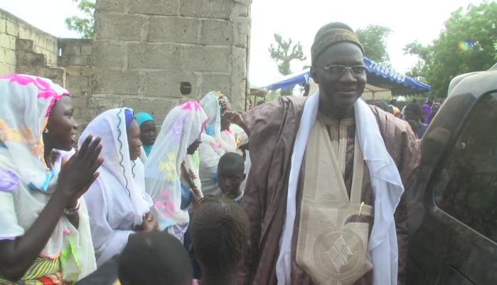 CARAVANE DU MAGAL - Accueils populaires dans le Saloum