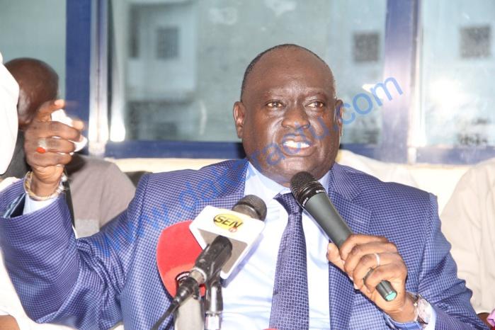 Conférence de presse aujourd'hui de Me El Hadj Diouf sur l'affaire Barth Dias et Timis : Ça va flinguer