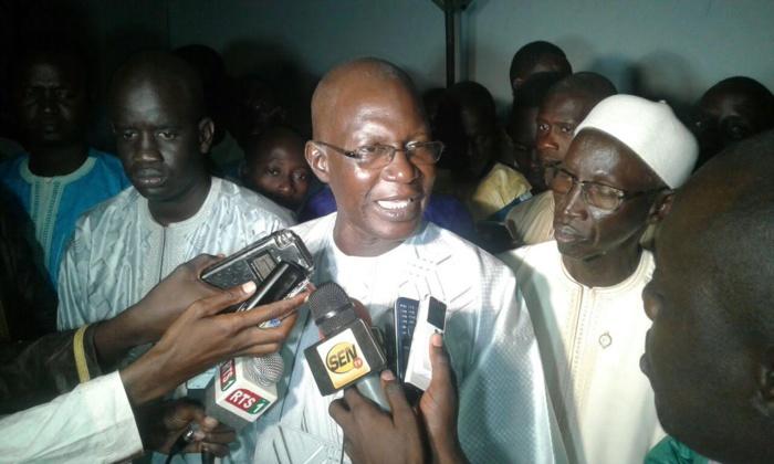 AMADOU SALL DIAL À TOUBA : ' l'État va veiller à ce que l'arachide soit débarrassée de l'aflatoxine '