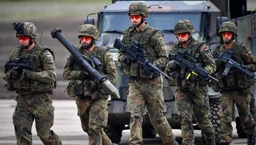 L'armée allemande découvre vingt islamistes dans ses rangs