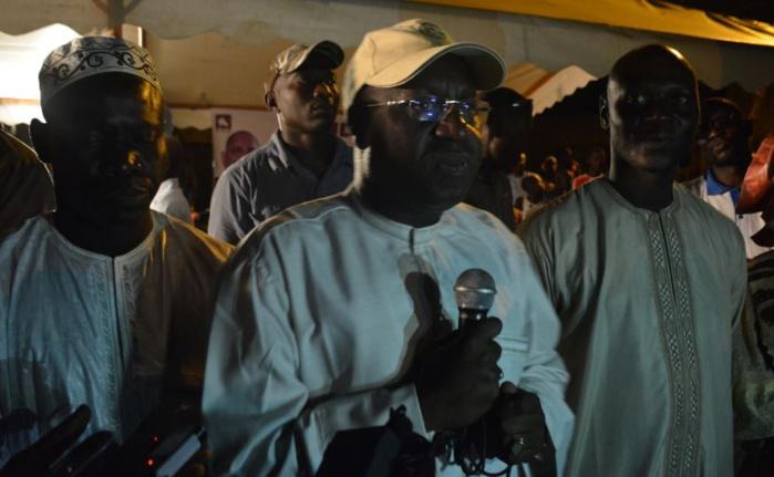 Ralliement de conseillers libéraux à l'APR Mbao : Abdou Karim Sall annonce des manifestations d'envergure toutes les semaines dans la localité