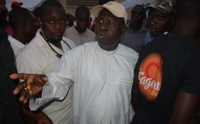 Abdou Karim Sall raille l'opposition : « Elle n'a aucun plan d'action, juste un plan de réaction… »