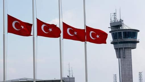 Coups de feu à l'aéroport d'Istanbul