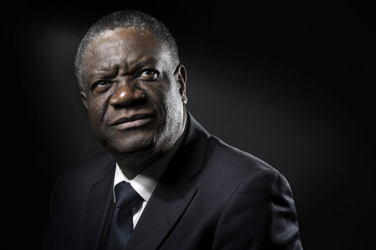 Docteur Mukwege : « Mon combat et ma franchise dérangent »