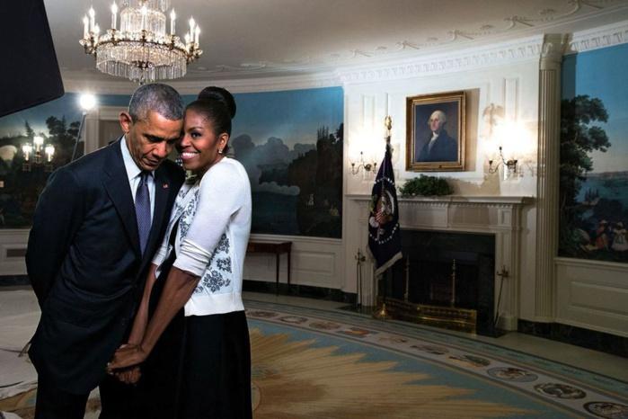 Barack et Michelle Obama : l'adieu à la Maison Blanche