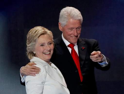Comment appeler Bill Clinton si Hillary devient présidente?