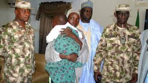 85 prisonniers de Boko Haram libérés au Nigeria