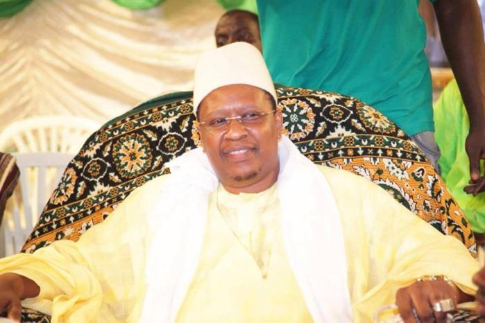 Les images de la tournée religieuse de Thierno Cheikh Omar Bachir Tall en prélude de la ziarra de Thierno Bachir Tall, khalife de la famille omarienne