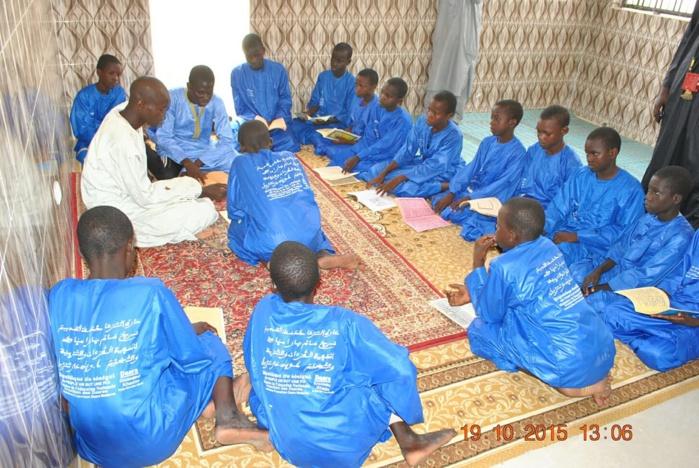 """MAME BARA MBACKÉ : """"Nous petits fils de Serigne Touba, avons l'obligation de travailler et d'étudier... Cheikh Bass mérite le respect"""""""
