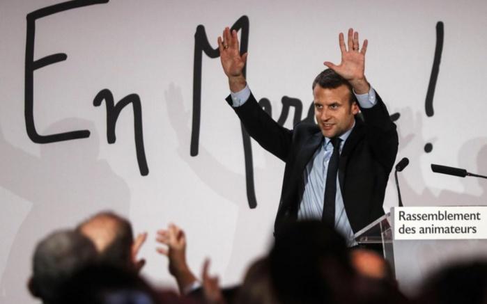France : Emmanuel Macron candidat à la présidentielle de 2017