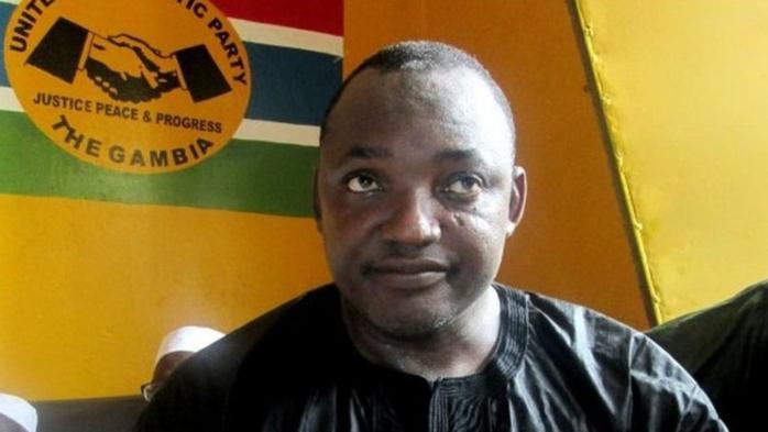 Gambie/présidentielle : le candidat unique de l'opposition démissionne de son parti