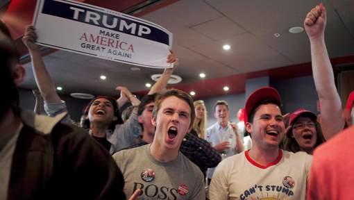 Trump a désormais 58% de chances d'être élu