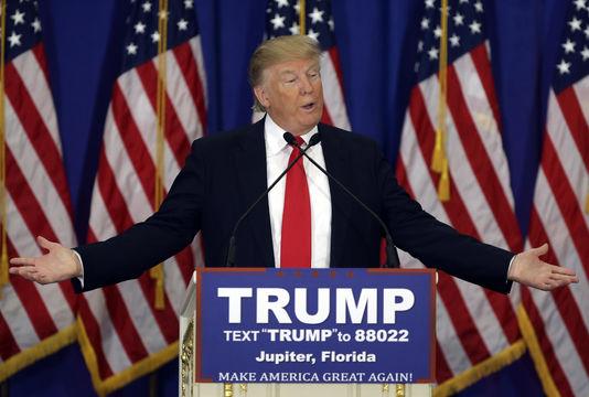 Trump remporte la Floride, l'Etat clé pour accéder à la Maison Blanche