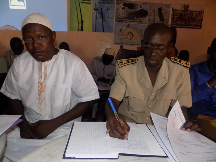 «  Il faut qu'on réussisse à faire accepter au commun des  Sénégalais que le NIANI c'est bien l'actuel département de Koumpentoum » (Demba Touré, préfet)