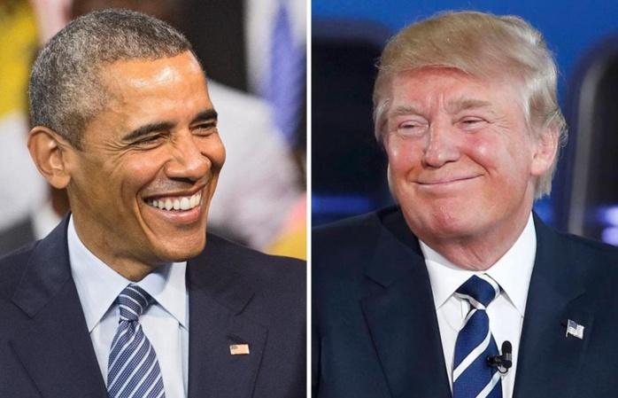 Obama invite Trump jeudi à la Maison Blanche pour préparer la transition