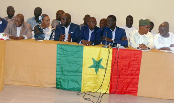 Front pour la défense du Sénégal - Mankoo wàttu Senegaal : Mémorandum sur le processus électoral