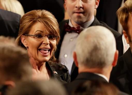 Sarah Palin. © ap.