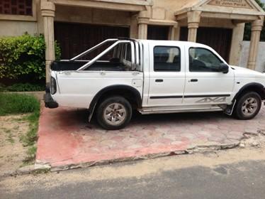 Que l'État du Sénégal vienne récupérer son véhicule. (Par Alinard Ndiaye)
