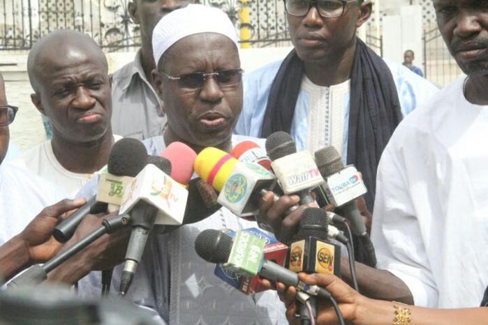 ABDOU KARIM SALL À TOUBA : « Quatre millions d'abonnés non encore identifiés…Trois opérateurs internet de plus au Sénégal… Pour ce magal…»
