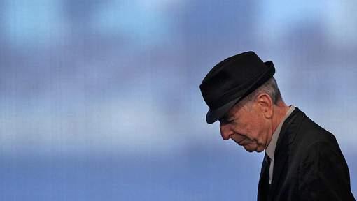 Leonard Cohen s'est éteint