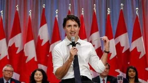Trudeau prêt à renégocier avec Trump le traité de libre-échange nord-américain