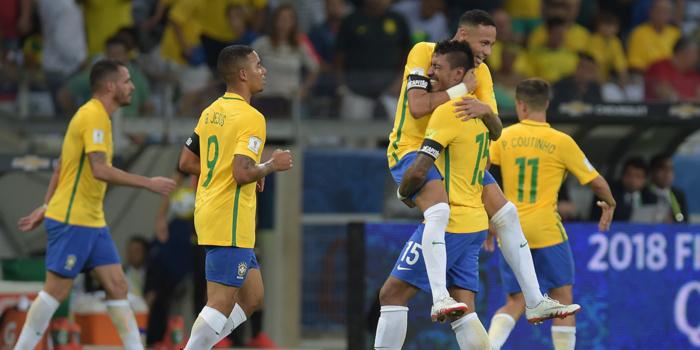 Mondial 2018-Qualifications : le Brésil donne une leçon à l'Argentine 3-0