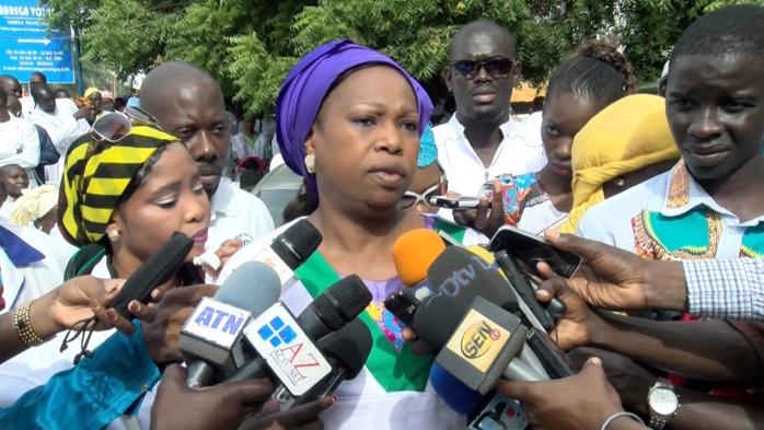 """Dr Khady Cissé, présidente des pharmaciens privés du Sénégal : """"Nous demandons plus de sécurité pour exercer notre noble métier"""""""