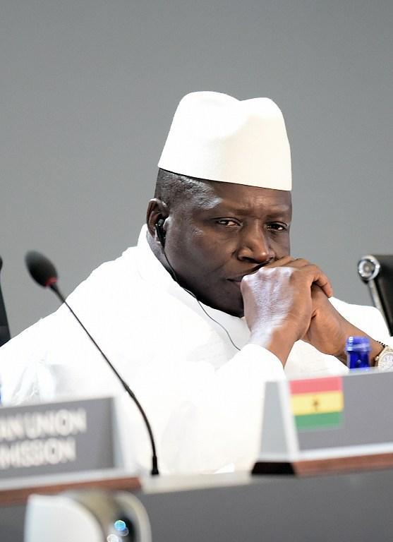 Présidentielle gambienne de décembre : Les assurances de Jammeh