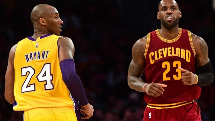 27.000 points : LeBron James bat le record de Kobe Bryant