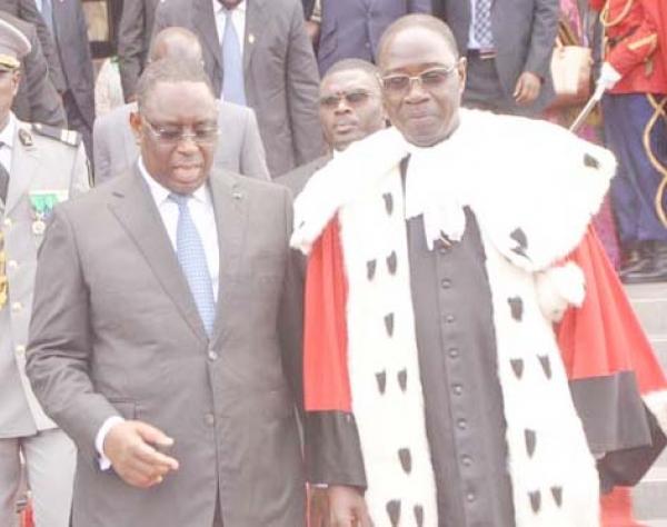 Augmentation du mandat du président de la Cour suprême : La mesure élargie au président de Cour d'appel