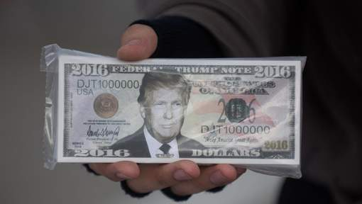 Trump refusera les 400.000 dollars de salaire présidentiel