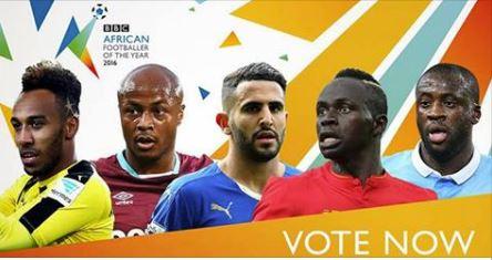 Prix BBC : les 5 nominés connus