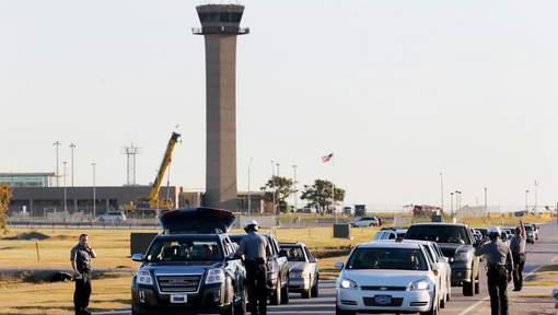 Deux morts dans une fusillade à l'aéroport d'Oklahoma City