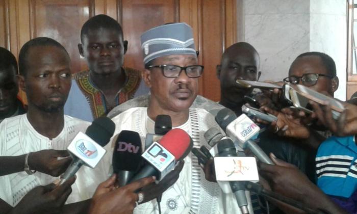 """MADICKÉ  NIANG :  """"Ce rôle que le Khalife a joué dans la libération de Karim... Il sera au Sénégal dans les jours prochains """""""