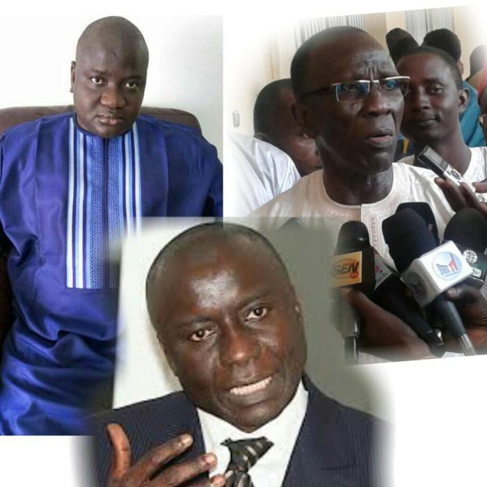 TOUBA - Idrissa traité de « non connecté » par Makhtar Diop et de « malade mental » par Moustapha Fall « Che ».